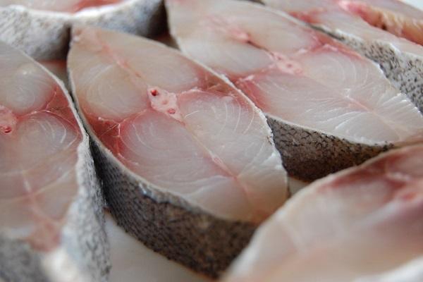 Baracuda fish steak (Chengdu)