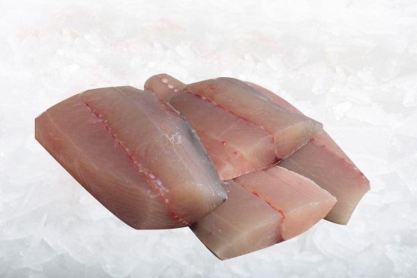 Fillet of Barakuda (Chengdu) fish
