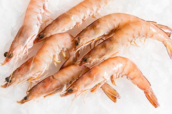 Medium headed shrimp
