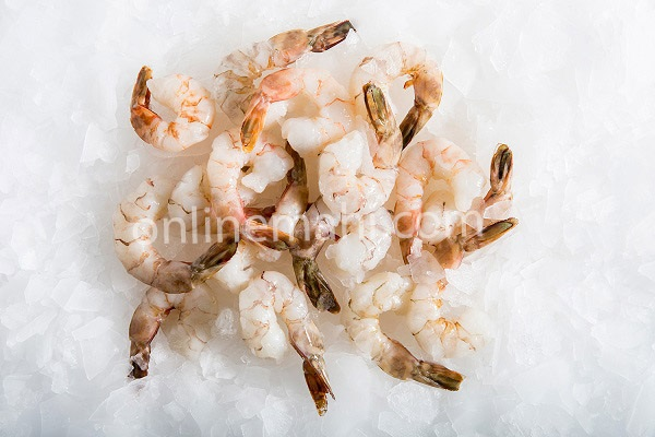 Shrimp Small Size Cleaned